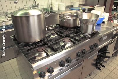 Küche Gastronomie