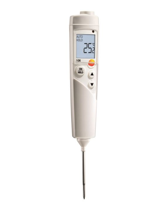 Lebensmittel-Thermometer Set