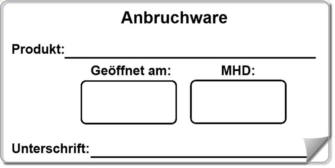 Bild Anbruchware 180518