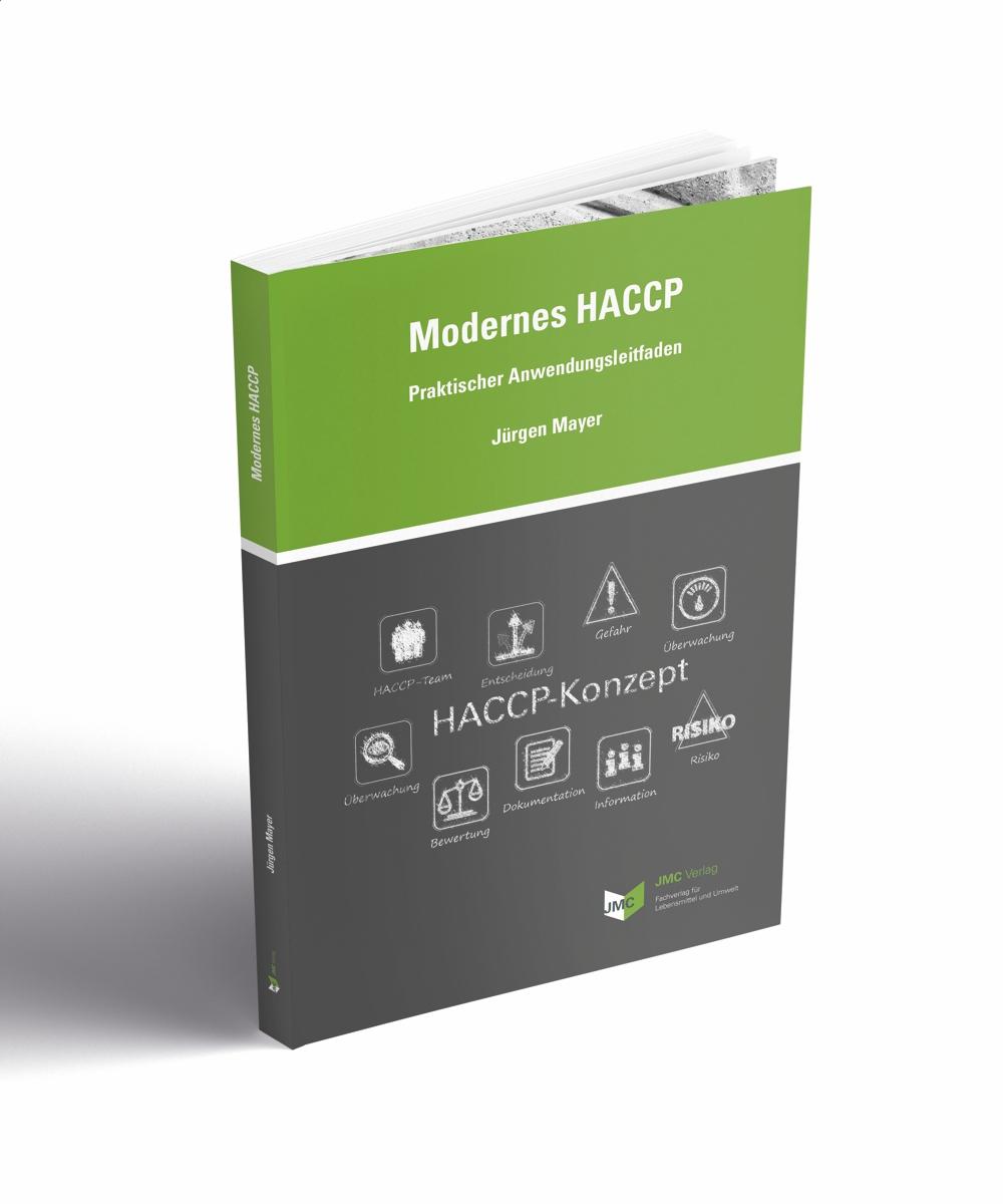 Aktuelles HACCP Buch
