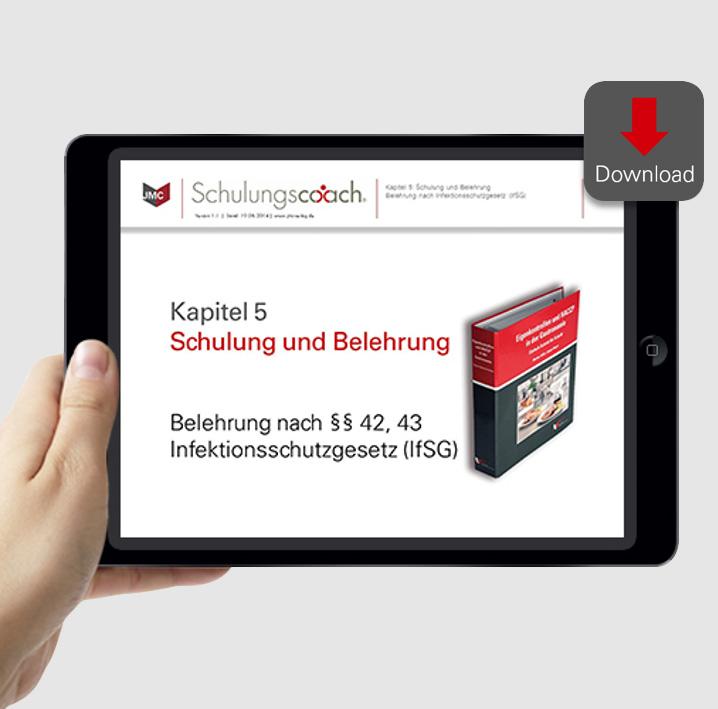 IFSG-Belehrung