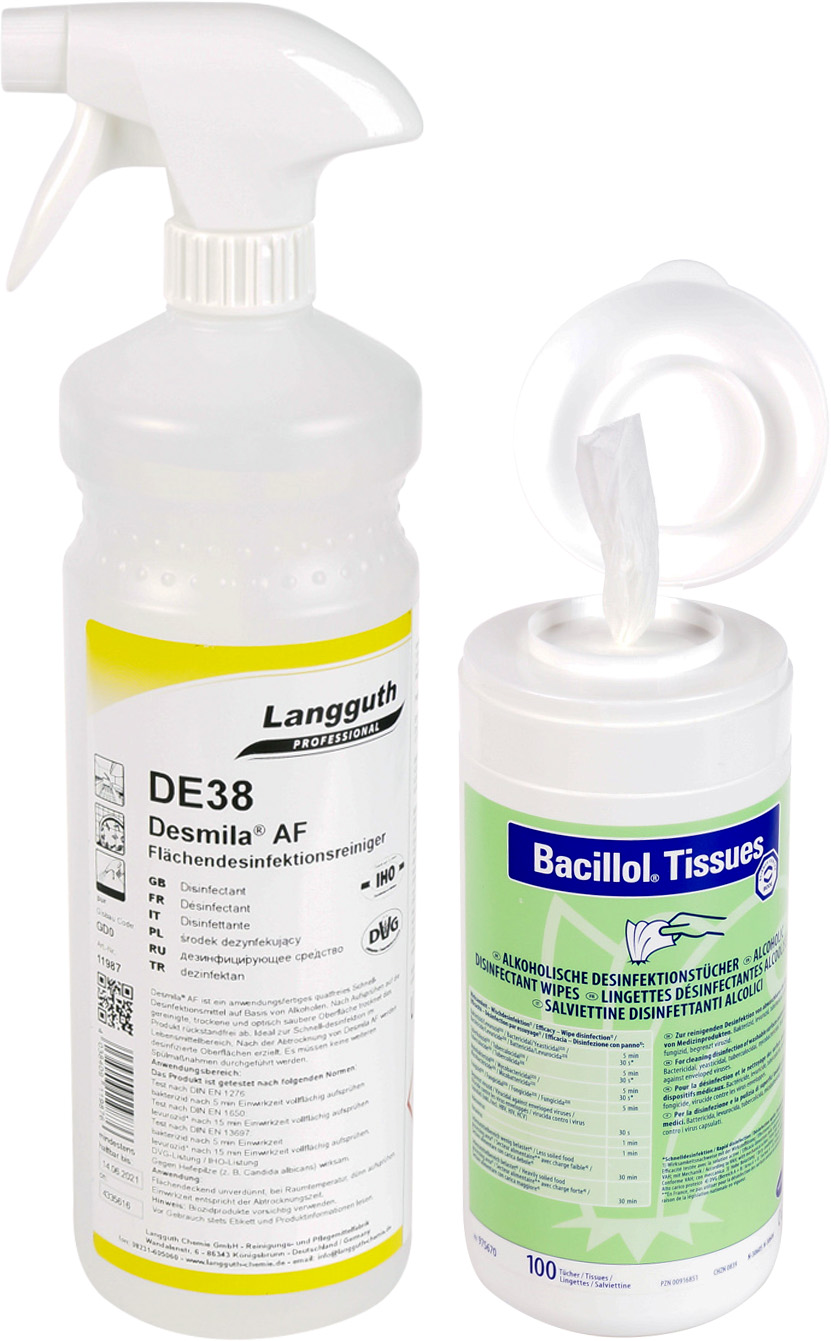 "Desinfektionspaket ""Standard"""