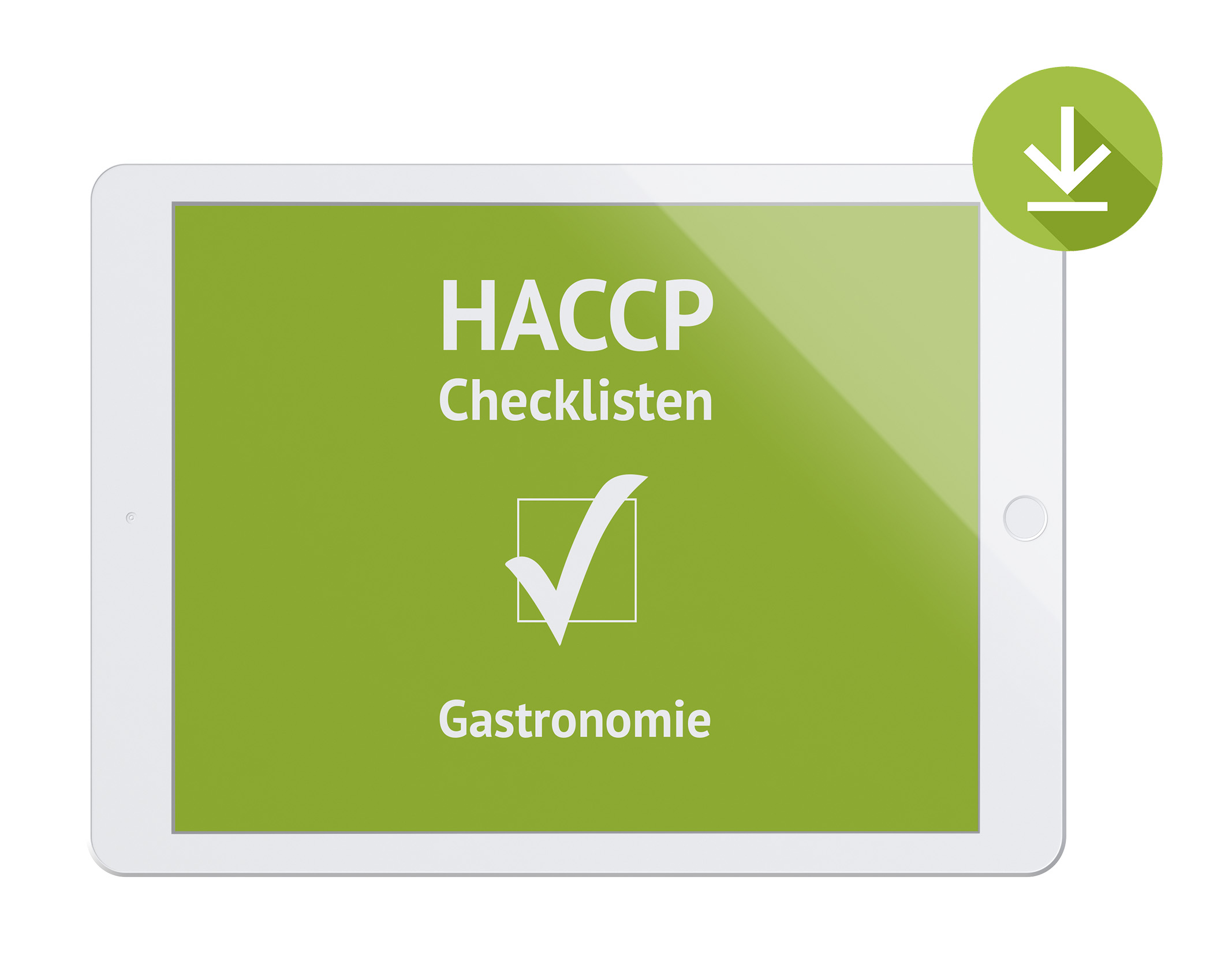 HACCP-Checklisten als Pdf- & Word-Dateien – Zum Download