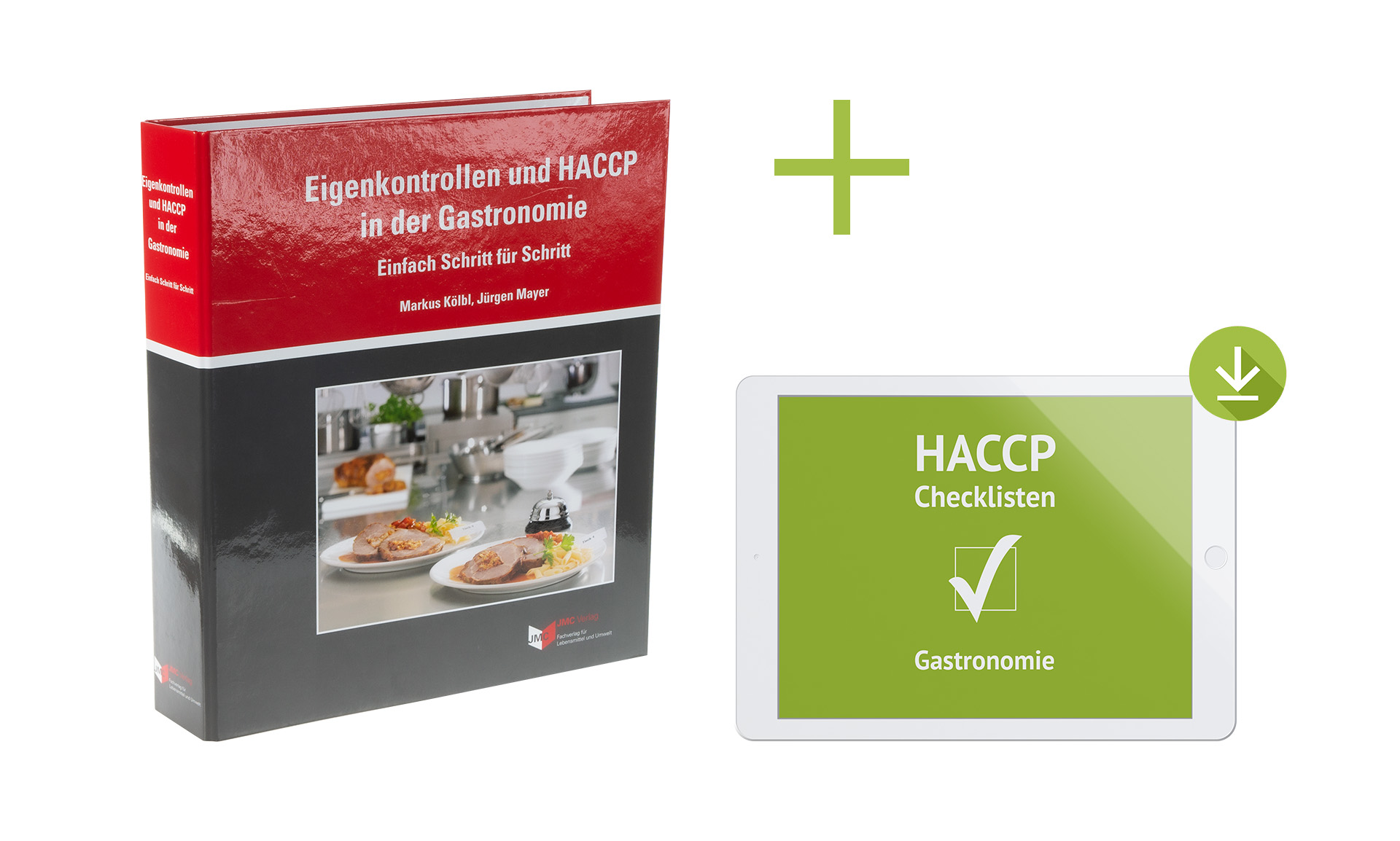 HACCP in der Gastronomie – Print Ordner plus Downloads