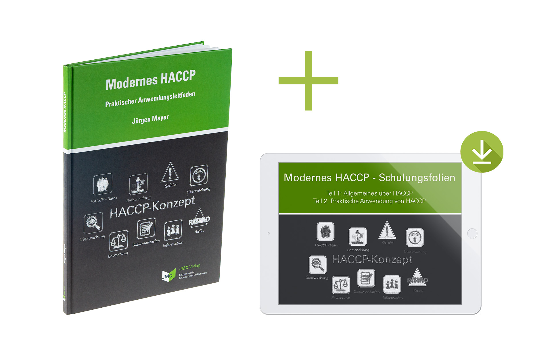Modernes HACCP plus Schulungsfolien